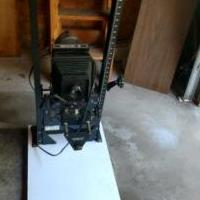 Photo Enlarger for sale in Park Falls WI by Garage Sale Showcase member Mary Jane, posted 05/27/2018