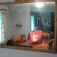 Antique Mirror for sale in Stanwood IA by Garage Sale Showcase member da.hughes1954@gmail.com, posted 07/06/2018