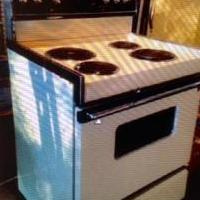 Electric kitchen range stove for sale in Decatur IN by Garage Sale Showcase member Delta900, posted 07/14/2018