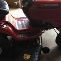 "Troy 42"" Rider for sale in York County NE by Garage Sale Showcase member narindersalh, posted 08/16/2018"