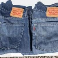 Men's Levi's Jeans 36 x 36 for sale in Columbus IN by Garage Sale Showcase member Takkybug, posted 09/23/2018