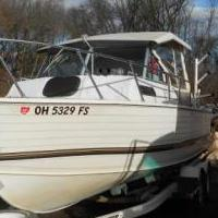 Boat for sale for sale in Toledo OH by Garage Sale Showcase member Jeff16, posted 05/07/2018