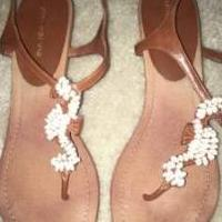 Women's Slingback Sandal Size 9M for sale in Roseville MI by Garage Sale Showcase member Elle514, posted 04/09/2018