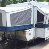 Jayco Jay Series tent trailer for sale in Pleasant Prairie WI by Garage Sale Showcase member Hsampson, posted 07/02/2018