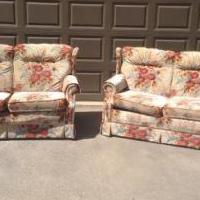 2 new couches for free. Just pick them up. for sale in Fraser CO by Garage Sale Showcase member 7Grooms, posted 07/22/2018