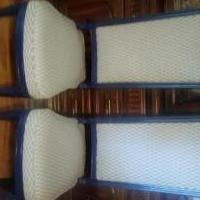 Dining room chairs for sale in Maysville OK by Garage Sale Showcase member AlmaDelaney, posted 08/30/2018