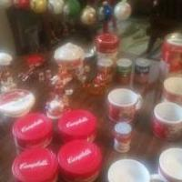 Campbell Soup Collection for sale in Maysville OK by Garage Sale Showcase member AlmaDelaney, posted 08/30/2018
