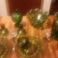 Moon & Stars Glassware for sale in Maysville OK by Garage Sale Showcase member AlmaDelaney, posted 08/30/2018