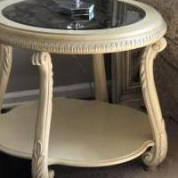 Living room tables for sale in Westampton NJ by Garage Sale Showcase member Rrams1319, posted 06/25/2018
