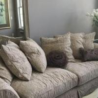 Living room sofa for sale in Westampton NJ by Garage Sale Showcase member Rrams1319, posted 06/25/2018
