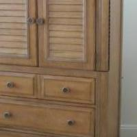 Armoire\TV Cabinet for sale in Naples FL by Garage Sale Showcase member Jerry or Liz, posted 02/22/2018
