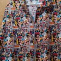 Comic Character poncho for sale in Melbourne FL by Garage Sale Showcase member Pennywise, posted 02/04/2018