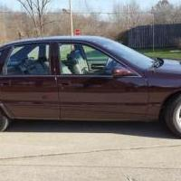 1996 Impala for sale in Berrien Springs MI by Garage Sale Showcase member F08309JB, posted 05/03/2018