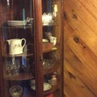 Antique China Hutch for sale in Menomonie WI by Garage Sale Showcase member Letitgo, posted 08/21/2018