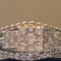 Beautiful Engagement and Wedding Ring for sale in Richmond TX by Garage Sale Showcase member barbarad, posted 06/24/2018
