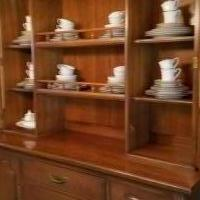 CHERRY DINING ROOM SET for sale in Sidney OH by Garage Sale Showcase member jlhgjunk, posted 06/25/2018