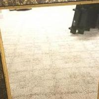 Mirror Gold & Black Frame for sale in York PA by Garage Sale Showcase member GaragesaleBonnie, posted 01/15/2018