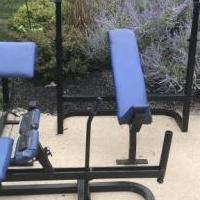 Olympic Weight Equipment for sale in Circleville OH by Garage Sale Showcase member Finneaety, posted 08/02/2018