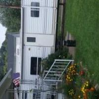 Camper 2002,Dutchmam,sleeps 6 for sale in Saint Marys PA by Garage Sale Showcase member PaulaMerat, posted 08/31/2018