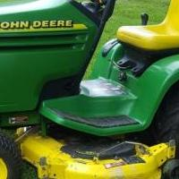 John Deere GT235 for sale in Cohocton NY by Garage Sale Showcase member mjpark0099, posted 06/08/2018