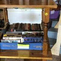 Stacked table for sale in Greenbush MI by Garage Sale Showcase member Birder, posted 07/11/2018