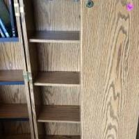 Music video cabinet for sale in Greenbush MI by Garage Sale Showcase member Birder, posted 07/11/2018