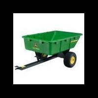John Deere Utility Cart for sale in Dallas GA by Garage Sale Showcase member SLWood53, posted 04/06/2018