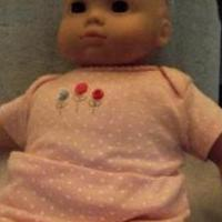 American Girl Bitty Baby Doll for sale in Rensselaer IN by Garage Sale Showcase member goofy1027@att.net, posted 09/08/2018
