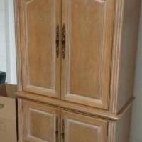 Entertainment Armoire - Hooker Furniture for sale in Bradenton FL by Garage Sale Showcase member pamhoidge, posted 03/08/2018
