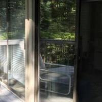 Sliding Glass Doors - FREE!! for sale in Pinehurst NC by Garage Sale Showcase member cwlangston, posted 05/09/2018