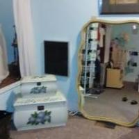Antique Mirror for sale in Norwalk OH by Garage Sale Showcase member victorian, posted 07/25/2018