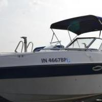 1999 Four Winns Horizon 240 w/ ski deck for sale in Fishers IN by Garage Sale Showcase member Chris, posted 09/05/2018