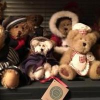 Boyd's bears for sale in Beloit WI by Garage Sale Showcase member Grannyma, posted 08/04/2018