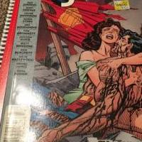 The death of Superman comic for sale in Beloit WI by Garage Sale Showcase member Grannyma, posted 08/04/2018