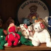 Beanie babies for sale in Beloit WI by Garage Sale Showcase member Grannyma, posted 08/04/2018