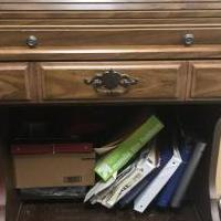Rolltop Desk for sale in Iowa City IA by Garage Sale Showcase member mads0421, posted 09/05/2018