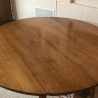 Dining Set for sale in Iowa City IA by Garage Sale Showcase member mads0421, posted 09/06/2018