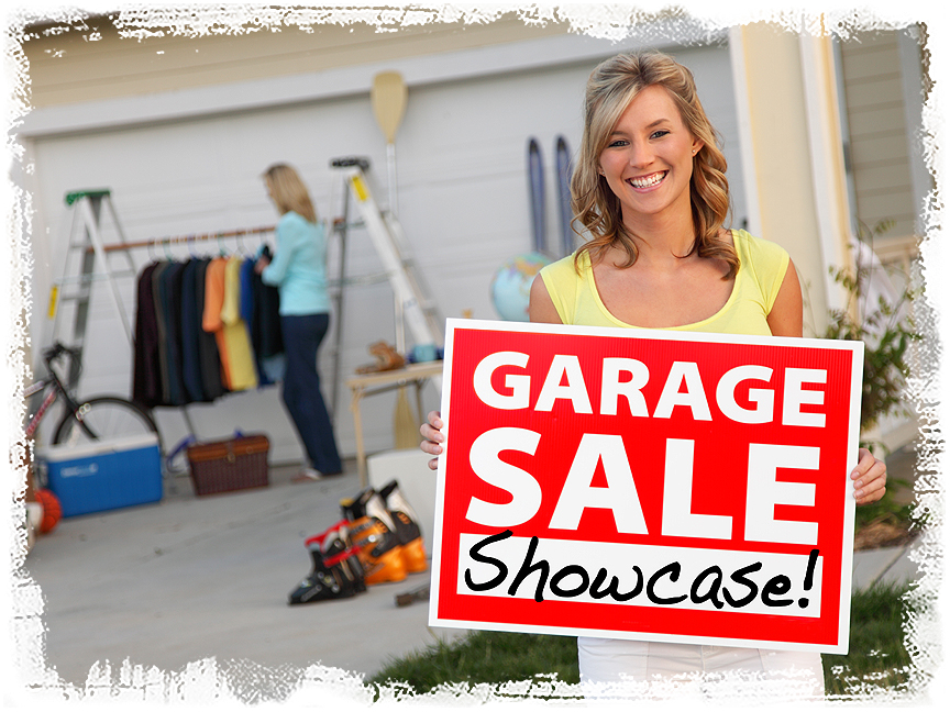 Welcome to Garage Sale Showcase!