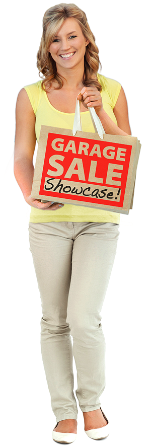 Refer A Friend to Garage Sale Showcase and earn more shelf space for your Online Garage Sale!