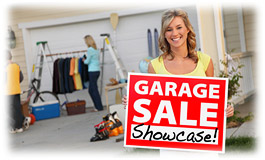 Welcome to GarageSaleShowcase.com!