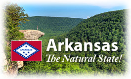 Arkansas, The Natural State!