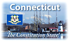 Connecticut, The Constitution State!