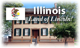 Illinois, Land of Lincoln!