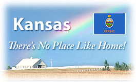 Kansas, There's No Place Like Home!