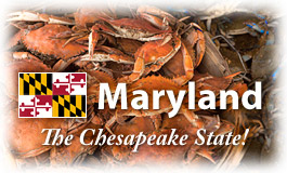 Maryland, The Chesapeake State!