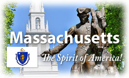 Massachusetts, The Spirit of America!