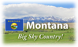 Montana, Big Sky Country!